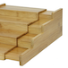 4 Tier Bamboo Spice Rack | M&W - Image 6