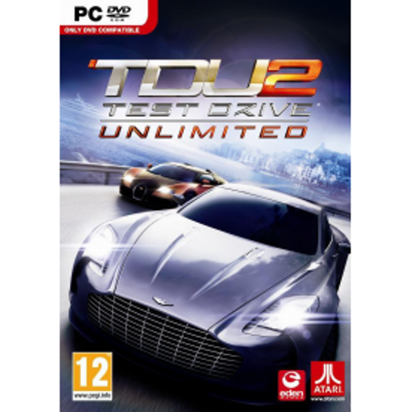 Test Drive Unlimited 2 Game PC