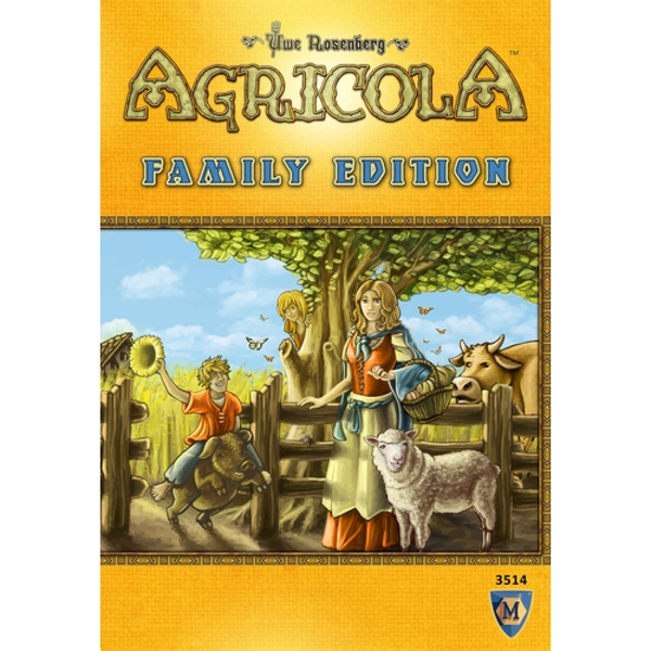 Image of Agricola Family Board Game