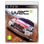 WRC 5 World Rally Championship PS3 Game