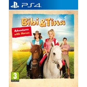 Bibi & Tina Adventures with Horses PS4 Game