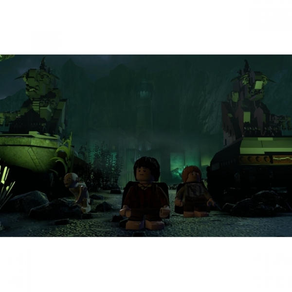 (Pre-Owned) Lego Lord Of The Rings Game Wii - Image 6
