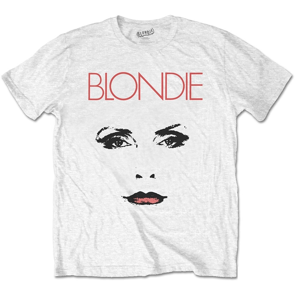 Blondie - Staredown Men's Medium T-Shirt - White