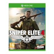 Sniper Elite 4 Xbox One Game