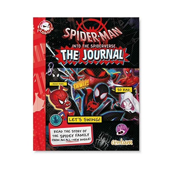 Spider-Man: Into the Spider-Verse The Journal  Paperback / softback 2018