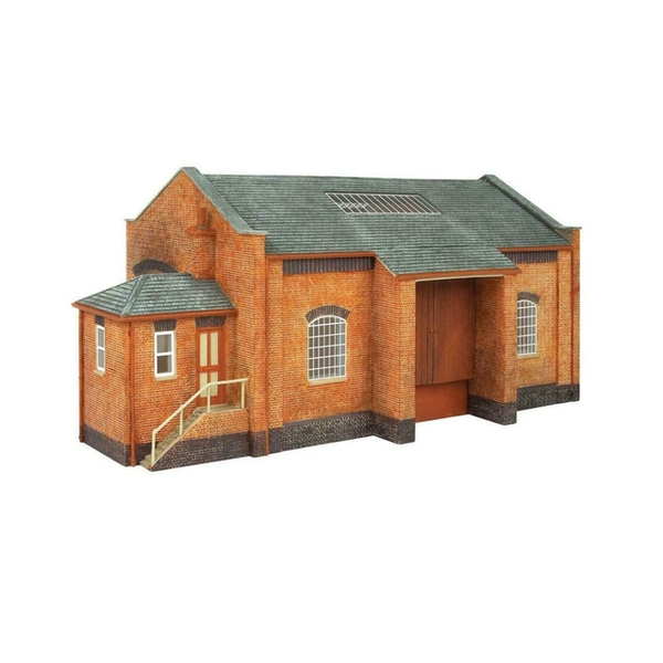 Hornby GWR Goods Shed Model Accessory