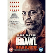 Brawl In Cell Block 99 DVD