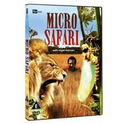Micro Safari - Journey To The Bugs DVD