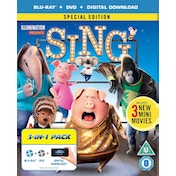 Sing  Blu-ray   DVD   Digital Download