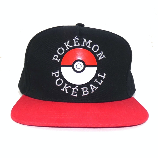 Pokemon - Trainer Unisex Baseball Cap - Black