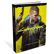 Cyberpunk 2077: The Complete Official Guide Paperback - 17 Sep 2020