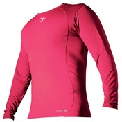 PT Base-Layer Long Sleeve Crew-Neck Shirt X.Large Fluo Pink