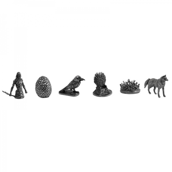 Game Of Thrones Monopoly Collector's Edition - Image 4