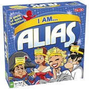 I am Alias Card Game