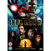 Iron Man 2 (2010) DVD