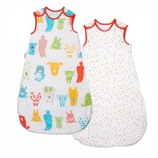 Grobag Day & Night Spotty Bear 18-36 Months