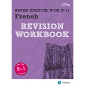 Revise Edexcel GCSE (9-1) French Revision Workbook: for the 2016 qualifications by Stuart Glover (Paperback, 2017)