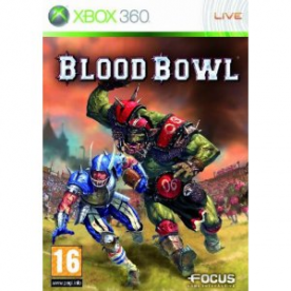 Blood Bowl Game Xbox 360
