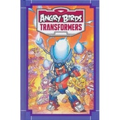 Angry Birds/Transformers Age Of Eggstinction Hardcover