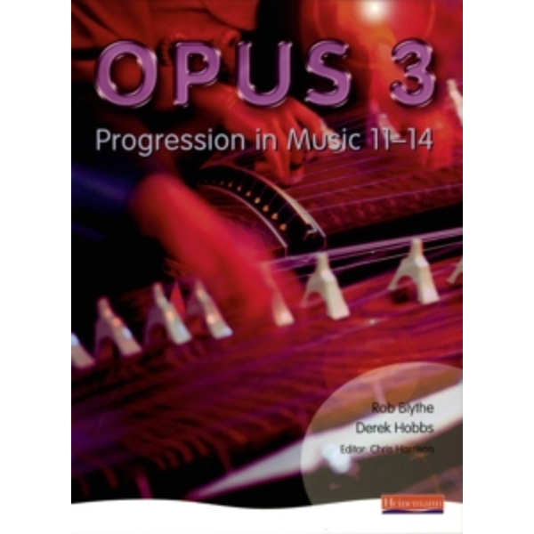 Opus: Student Book 3 by Pearson Education Limited (Paperback, 2007)