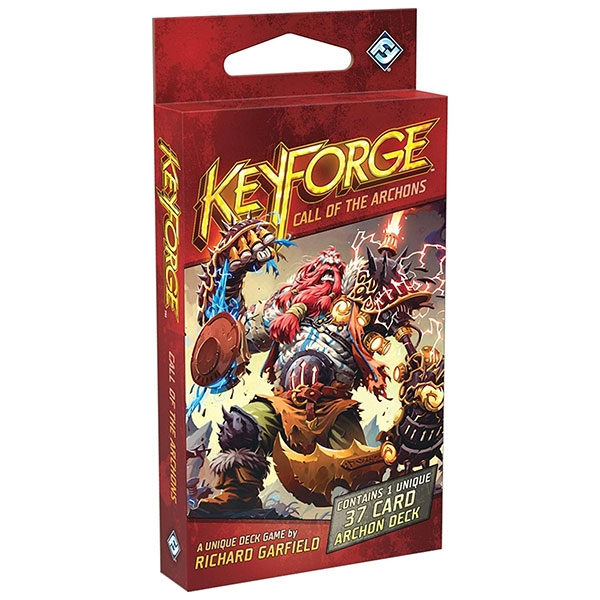 KeyForge: Call of the Archons - Archon Deck