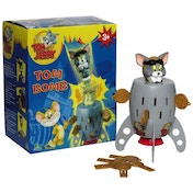 Tom and Jerry Tom Bomb Game