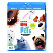 The Secret Life Of Pets Blu-ray