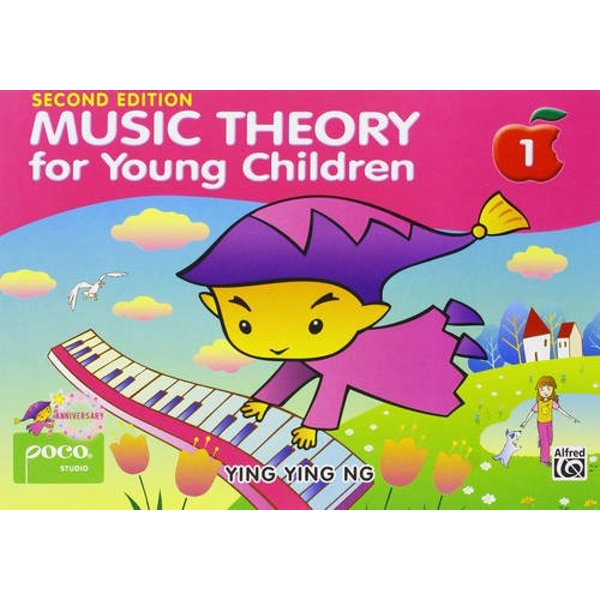 Music Theory for Young Children 1  Book 2014