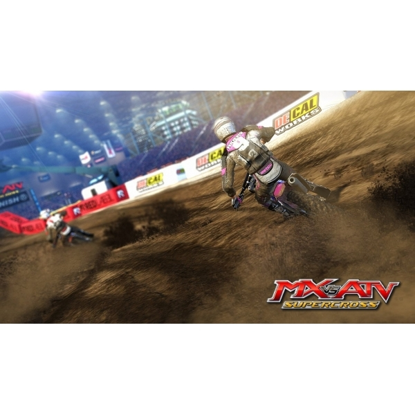 MX vs ATV Supercross PS3 Game - Image 4
