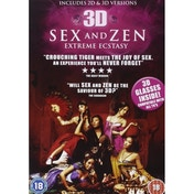3D Sex And Zen DVD