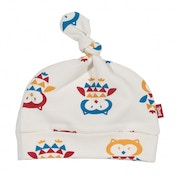 Kite Kids Baby-Boys 0-6 Months Owl Animal Print Hat