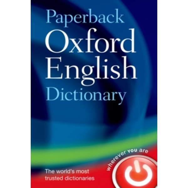 Oxford English Dictionary (7th Edition) by Oxford University Press (Paperback, 2012)