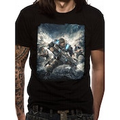 Gears of War 4 Cover XX-Large T-Shirt