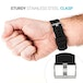 Yousave Activity Tracker Strap Single - Grey (Small) - Image 5