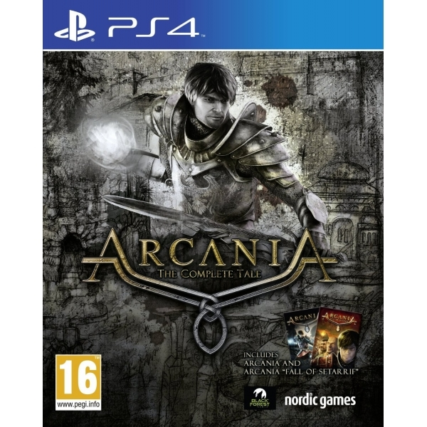 Arcania The Complete Tale PS4 Game - Image 1