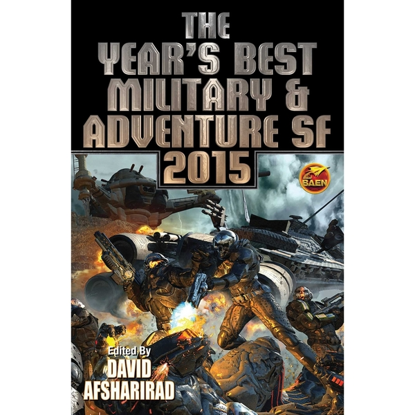 The Year's Best Military & Adventure SF 2015: Volume 2
