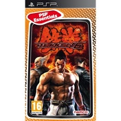 Tekken 6 (Essentials) Game PSP