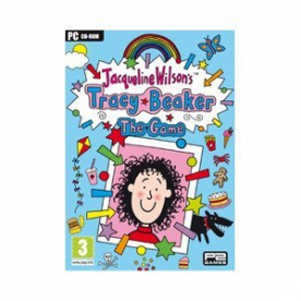 Tracy Beaker Game Includes The Quiz Book PC