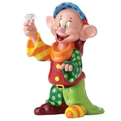 Dopey 80th Anniversary (Snow White) Disney Britto Figurine