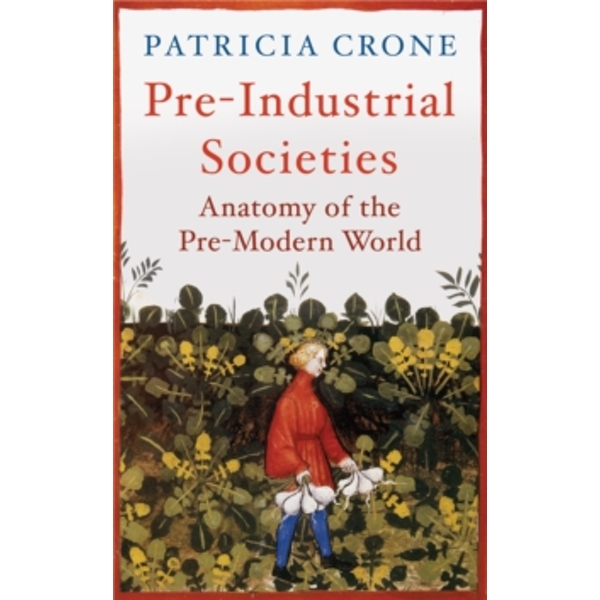 Pre-Industrial Societies : Anatomy of the Pre-Modern World