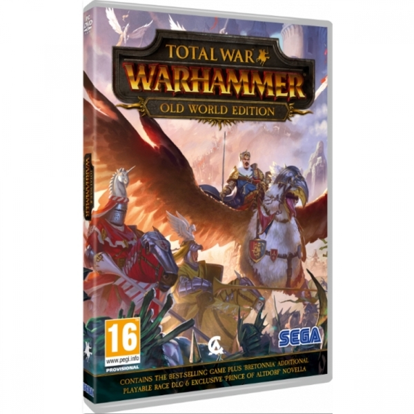 Total War Warhammer Old World Edition PC CD Key Download for Steam
