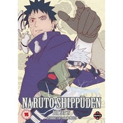 Naruto Shippuden Box 27 (Episodes 336-348) DVD
