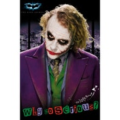 Batman Dark Knight Joker Solo Maxi Poster