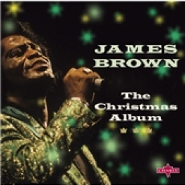 James Brown The Christmas Album CD