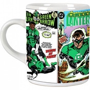 Green Lantern Comic Mini Mug