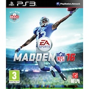 Madden NFL 16 PS3 Game