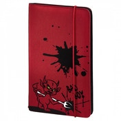 Hama Up to Fashion CD/DVD/Blu-ray Wallet 48 Red