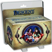 Descent 2nd Edition Serena Lieutenant Pack Board Game