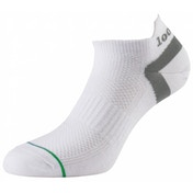 1000 Mile Ultimate Tactel Liner Sock White Mens UK Size 9-11