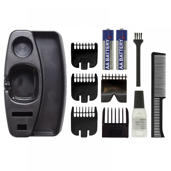 Wahl 5537-6217 GroomEase Battery Performer Stubble & Beard Trimmer - Image 2